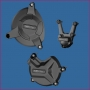 BMW S1000RR 2009-2013 Engine Cover Set